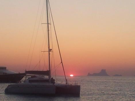 alquiler de barcos en Ibiza